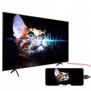 کابل HDMI به لایتنینگ و میکرو و تایپسی MHL مدل L7-7 به طول 2 متر