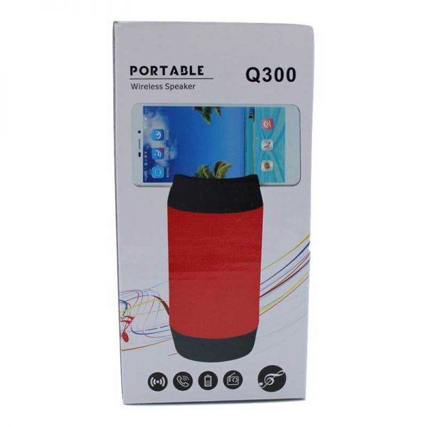 اسپیکر بلوتوث Q300