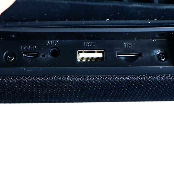درگاه های اسپیکر بلوتوثی T&G TG125
