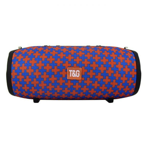 خرید عمده اسپیکر بلوتوثی T&G TG125