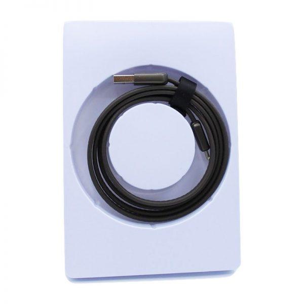 کابل USB به Type-C ترانیو مدل X10 طول 1متر 6آمپر 25 وات