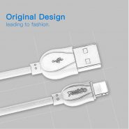 کابل USB به لایتنینگ یسیدو مدل Ca14 طول ۱ متر ۲٫۴ آمپر