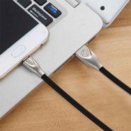 کابل USB به microUSB یسیدو مدل Ca16 طول1.2 متر ۲٫۴ آمپر