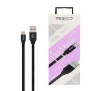 کابل USB به Type-Cیسیدو مدل Ca17 طول ۳۰سانتیمتر ۲٫۴ آمپر