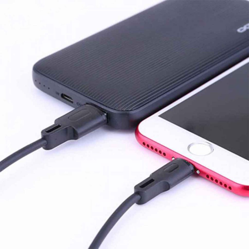 Yesido Ca19 USB To Lightning Cable 1.2M 2.4A