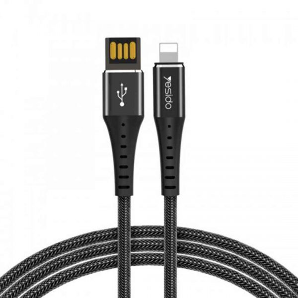 Yesido Ca34 USB To Lightning Cable 1.2M 2.4A