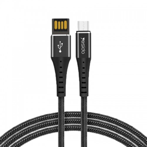 Yesido Ca34 USB To MicroUSB Cable 1.2M 2.4A