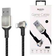 Yesido Ca39 USB To Lightning Cable 1.2M 2.4A