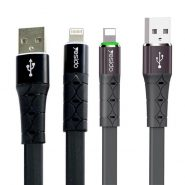 Yesido Ca40 USB To Lightning Cable 1.2M 2.4A