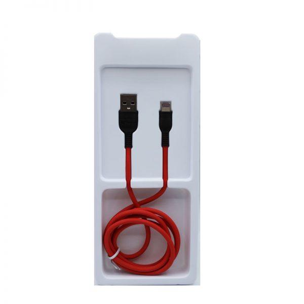 کابل USB به لایتنینگ ترانیو مدل S6 طول 1متر 5آمپر