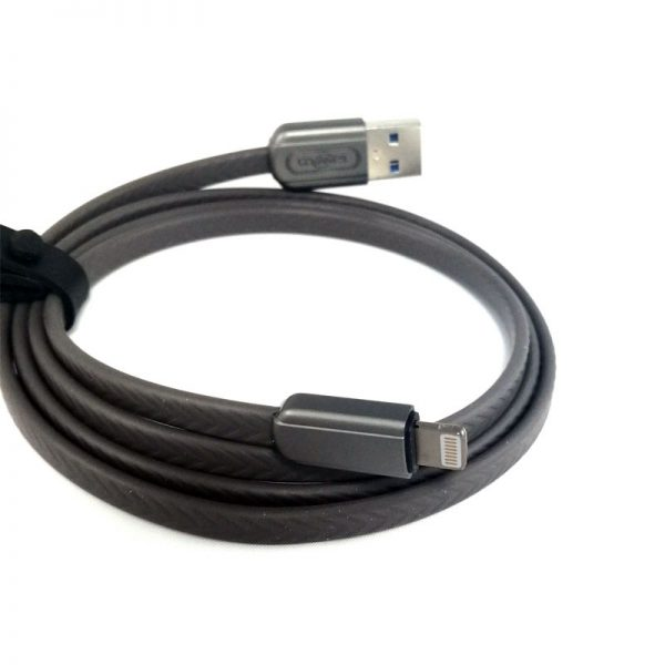 کابل USB به لایتنینگ ترانیو مدل X9 طول 1متر 3آمپر