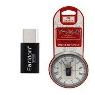 مبدل Micro USB به USB-C ارلدام مدل Earldom ET-TC01