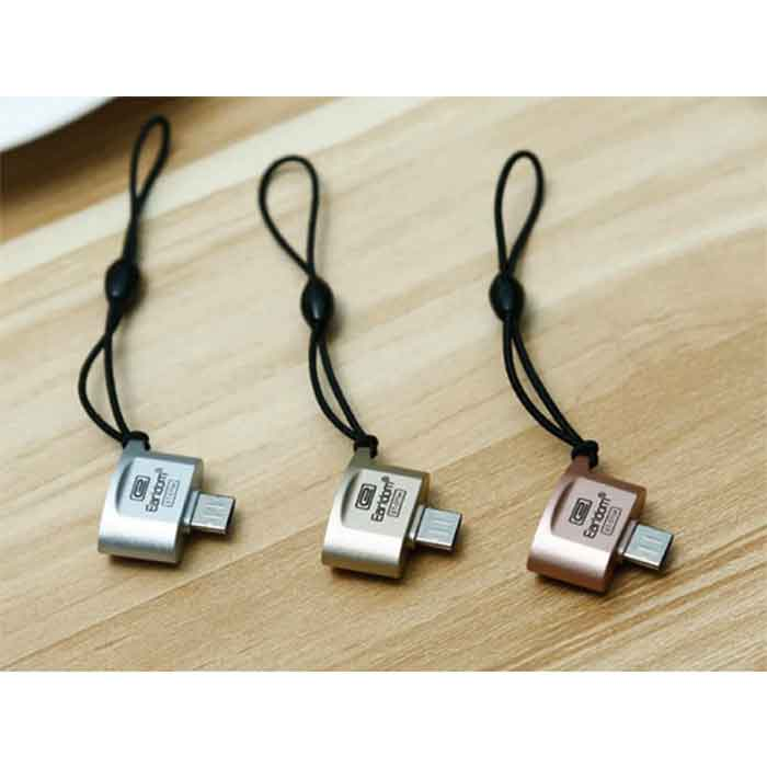 خرید مبدلMicro USBبهUSB OTG ارلدام OT04