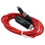 خرید کابل تبدیل Type-C به HDMI ارلدام مدل ET-W12 به طول 2 متر