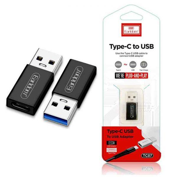 تبدیل USB-C به USB-OTG ارلدام
