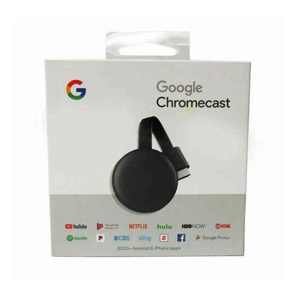 راهنمای نصب دانگل گروم کست گوگل