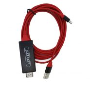 Earldam Lightning To Hdmi Cable ET-W8