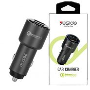 Yesido-2Port-Car-Charger-Y25-11
