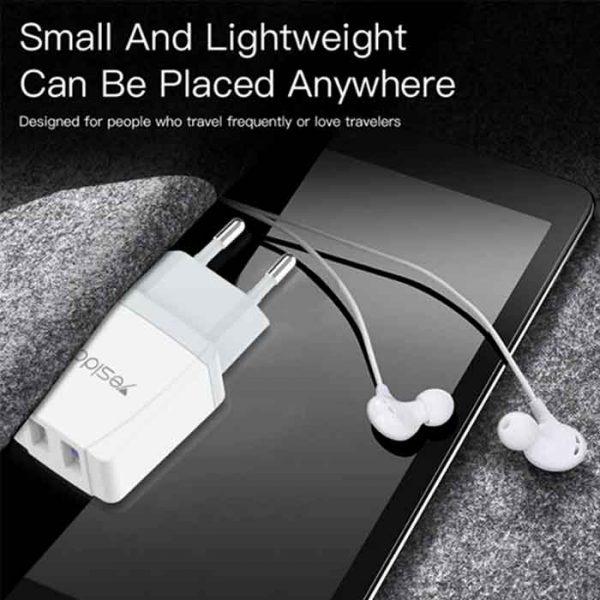 Yesido YC21 wall charger