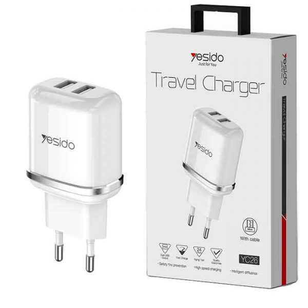 yc26 head charger