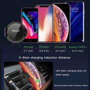 Yesido C77 Phone Holder Car Mount and Wireless Fast Charging Bracket