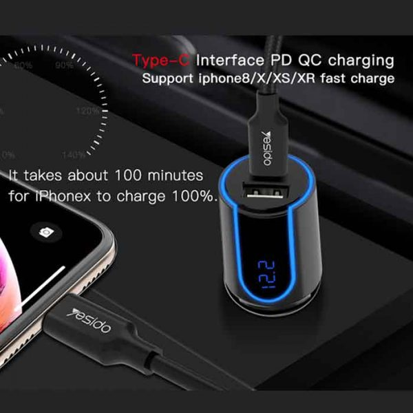 Y32 FAST CAR CHARGER