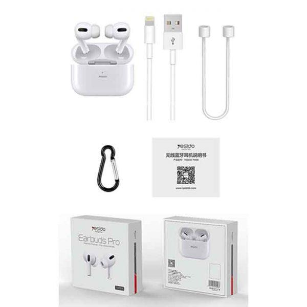 Yesido Wireless EarphonePro TWS06