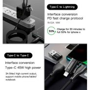 yesido ca59 4in1 fast usb cable