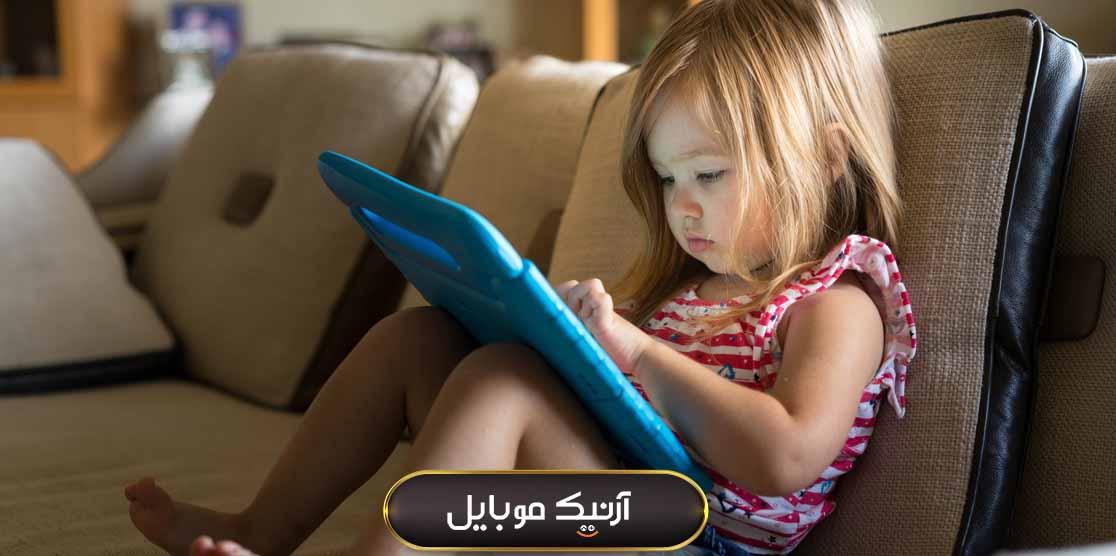 اثرات مثبت فناوری بر کودکان