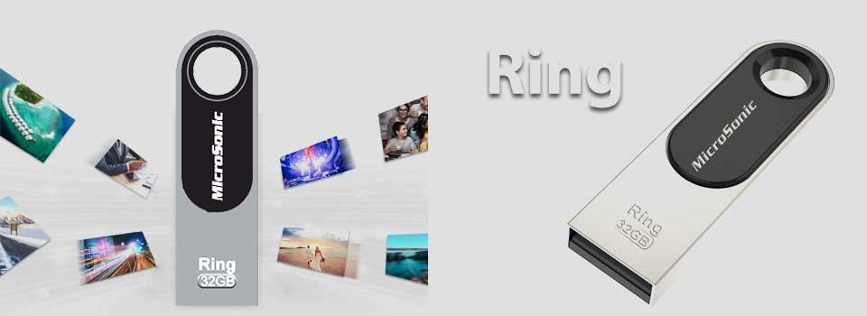 فلش مموری میکروسونیک مدل Ring