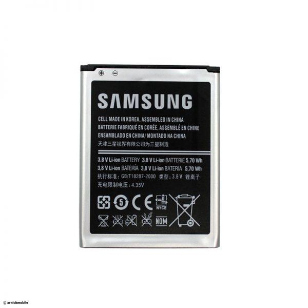 خرید اینترنتی باتری موبایل سامسونگ مدل Galaxy S3 mini I8190