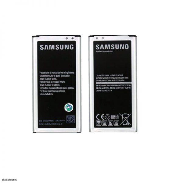 قیمت باتری موبایل سامسونگ مدل Galaxy S5