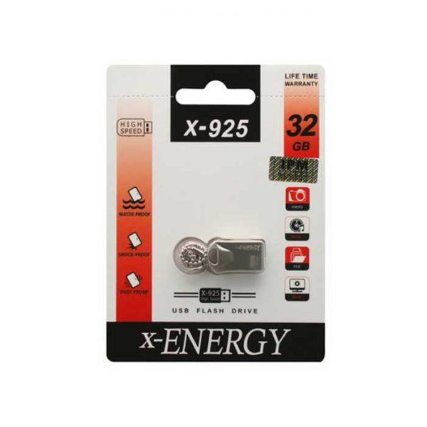 فلش مموری ایکس-انرژی مدل X-925 ظرفیت 32 گیگابایت