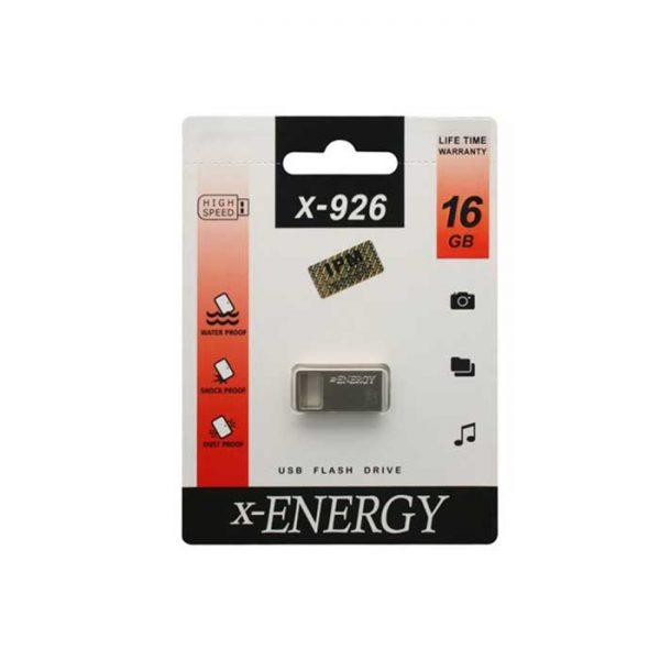 فلش مموری ایکس-انرژی مدل X-926 ظرفیت 16 گیگابایت