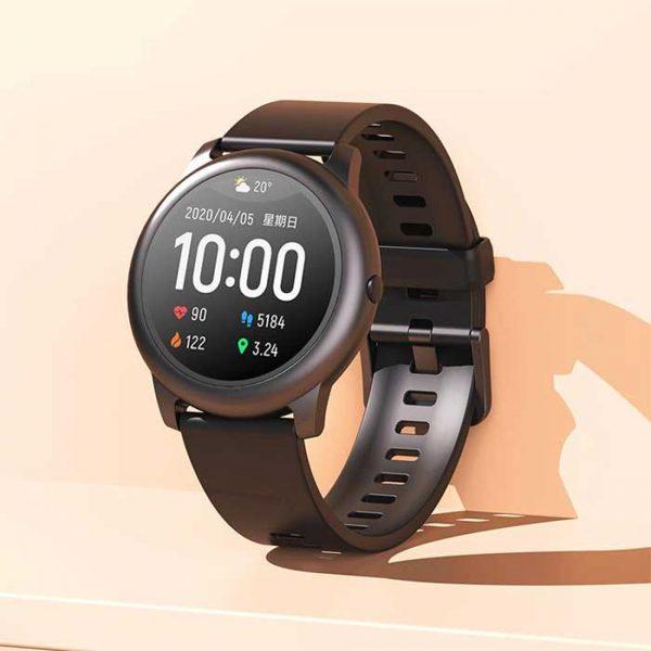 خرید اینترنتی ساعت هوشمند شیائومی مدل Haylou LS05 Solar