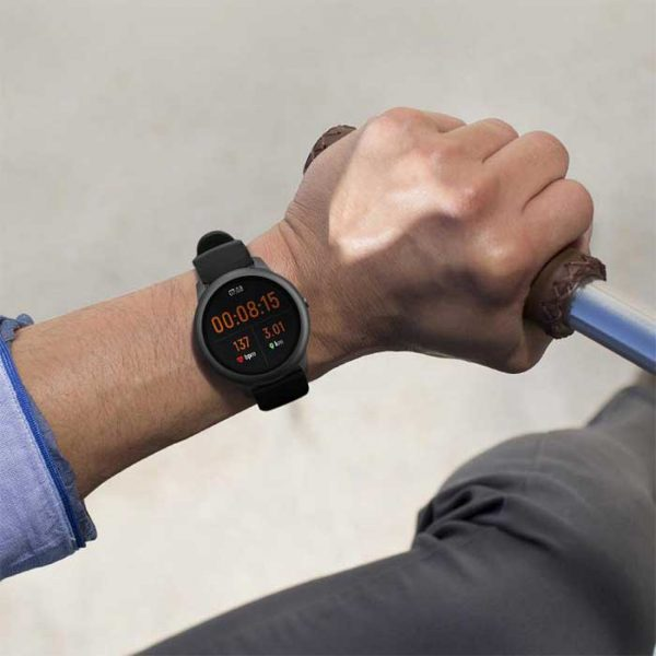 قیمت ساعت هوشمند شیائومی مدل Haylou LS05 Solar