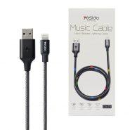 خرید کابل موزیک آیفونی یسیدو CA-T6