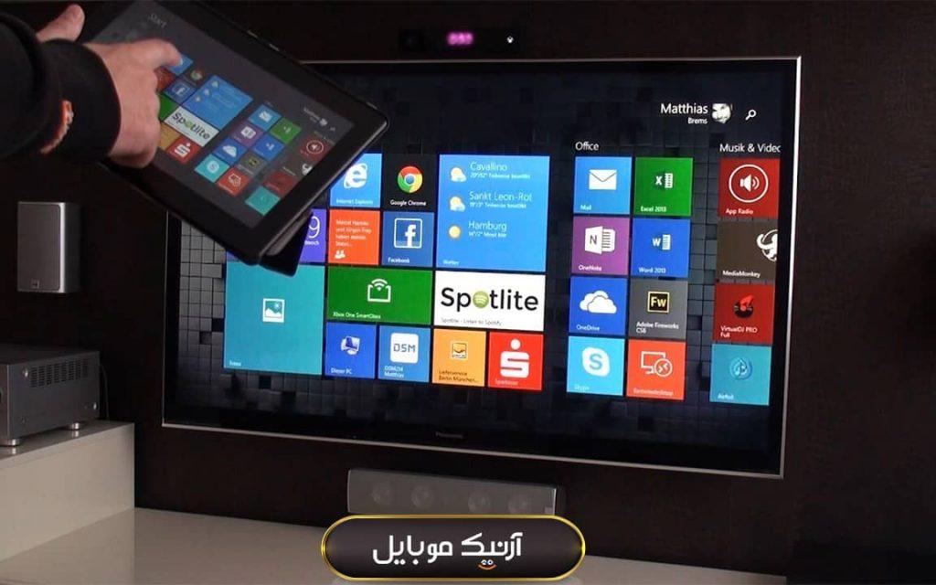 چگونگی اتصال گوشی اندروید به تلویزیون