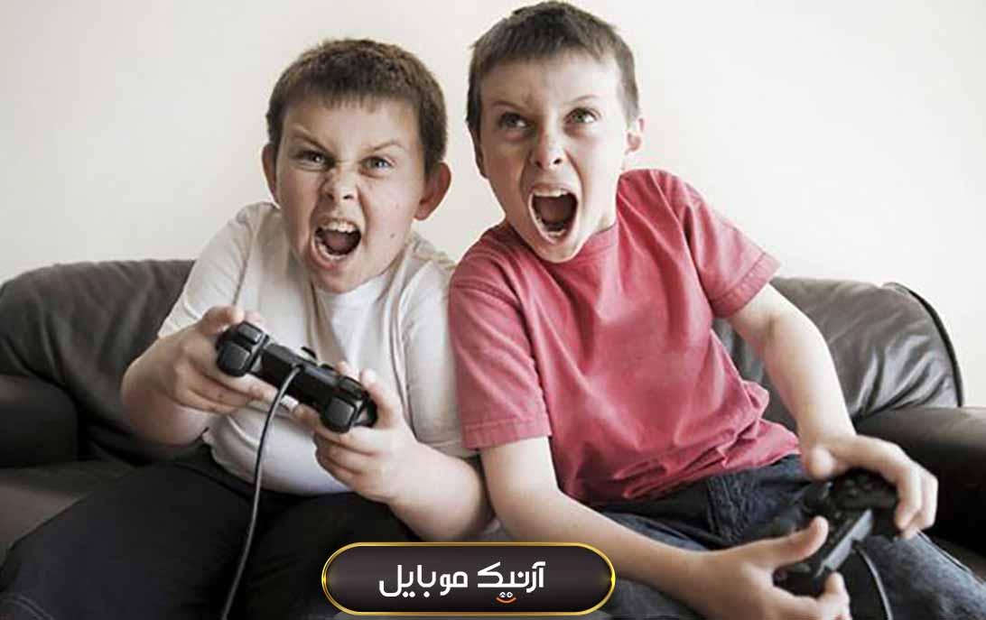اثرات منفی فناوری بر کودکان