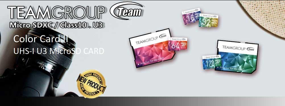 کارت حافظه microSDXC تیم گروپ مدل 600X U3 با خشاب