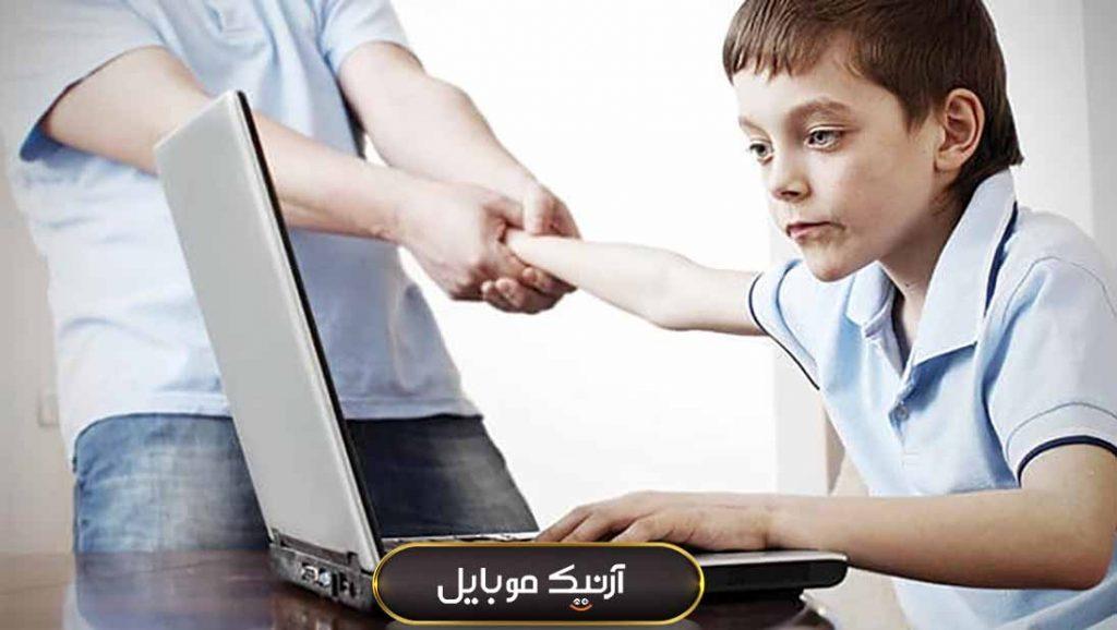 تاثیرات مثبت و منفی فناوری بر کودکان