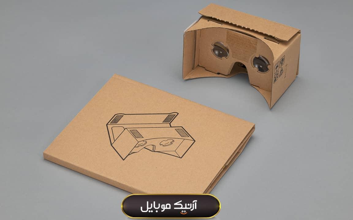 هدست Google Cardboard