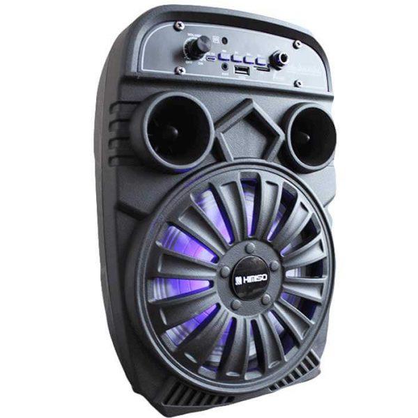 خرید اسپیکر قابل حمل کیمیسو مدل QS-2605 میکروفون دار