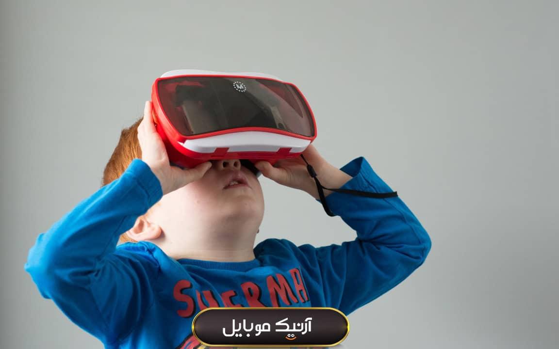 بهترین هدست واقعیت مجازی موبایل