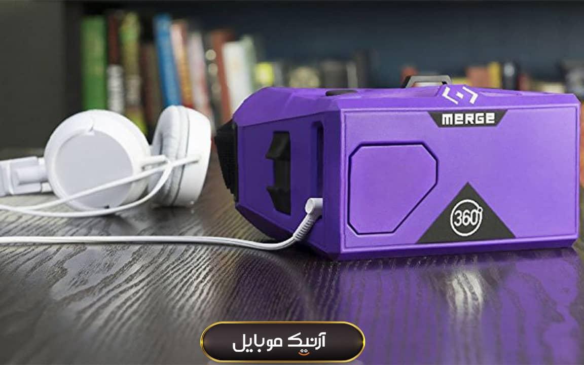 هدست Merge VR
