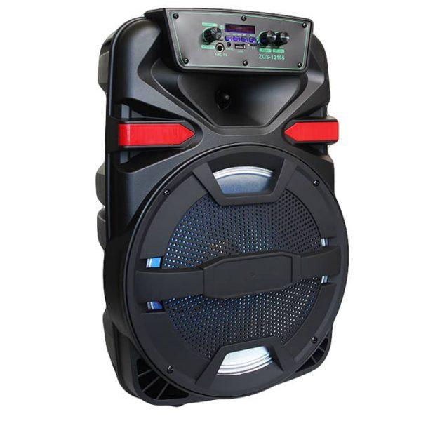 خرید اسپیکر چمدانی ZQS-12105