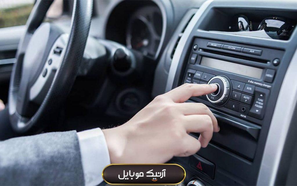 چگونه گوشی خود را به ضبط ماشین متصل کنیم؟