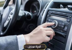 Connect the phone to the car recorder 1