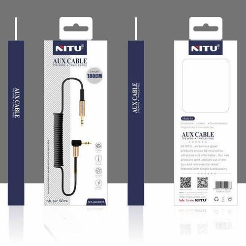 قیمت کابل AUX نیتو NT-AUX001