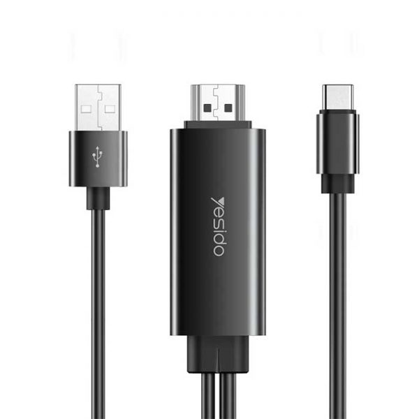 کابل HDMI یسیدو HM03